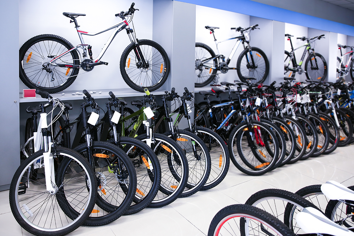 BICYCLE RETAIL STORE